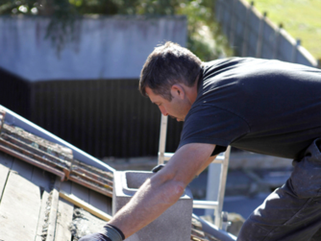 Repair Your Roof the Right Way